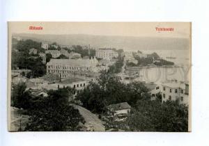 192770 Croatia Opatija ABBAZIA view Vintage postcard