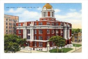 Court House , MACON , Georgia, 30-40s