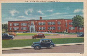 ANDERSON , South Carolina , 1930-40s ; Junior High School