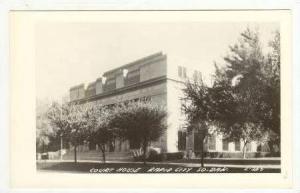 RP  Court House, Rapid City, South Dakota, 40-50s