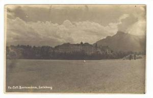 RP  F.e.Call.Borromaum,Salzbu rg, Austria, PU-00s