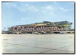 Modern Postcard From Paris Orly Airport South Of The Facade I'Aerogare