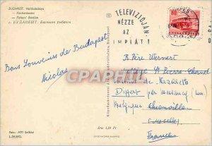 Modern Postcard Budapest Fischerbastei