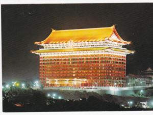 TAIPEI, Taiwan, 1950-1970's; The Grand Hotel