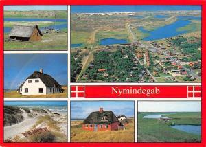 Danmark Nymindegab multiviews, typical house, haus, panorama