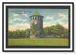 Delaware, Wilmington - Old Water Tower - Rockford Park - [DE-001]
