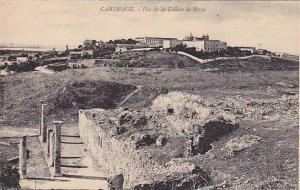 Vue De La Colline De Byrsa, Carthage, Tunisia, Africa, 1900-1910s