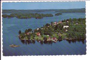 Bear Island Temagami, Ontario, Canada