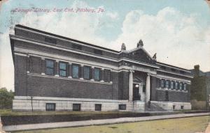 PITTSBURG , Pennsylvania, PU-1908 ; Carnegie Library