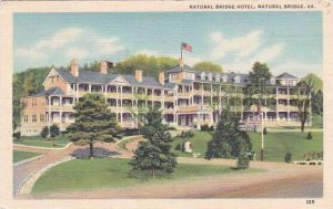 Virginia Natural Bridge Natural Bridge Hotel 1940