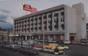 Delta´s Canadian Inn at the crossroads of the Trans-Canada and Yellowhead Hw...