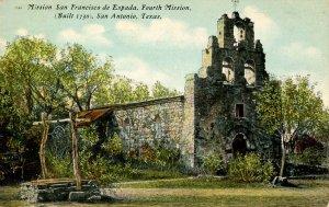 TX - San Antonio. Mission Concepcion de Acuna (Fourth Mission)