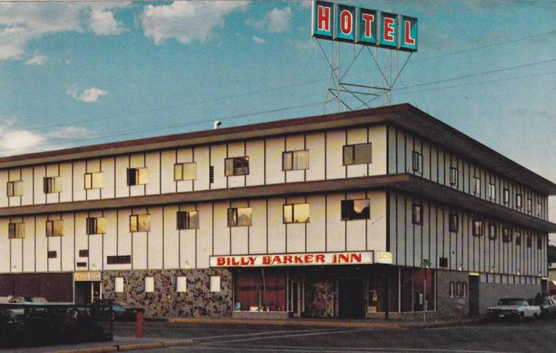 Billy Barker Inn , QUESNEL , B.C. , Canada , 40-60s