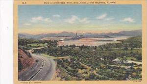 Arizona Inspiration Mine From Miami-Globe Highway