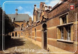 Belgium Antwerpen Beginhjof Beguinage