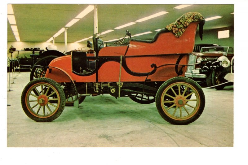 1904 Knox Automobile, Forney Museum, Denver, Colorado