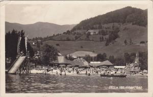 Zell am See, Strandbad, Austria, 20-30s