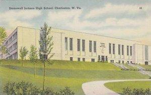 West Virginia Charleston Stonewall Jackson High School