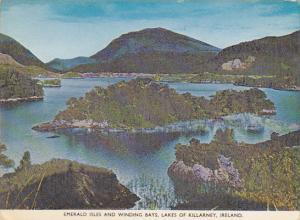 ADV: Dear Doctor PENTOTHAL drug ; Lakes of Killarney , Ireland , PU-1961