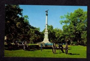TN Iowa Monument Battle SHILOH TENN Civil War Military Tennessee Postcard