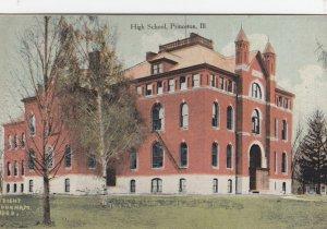PRINCETON , Illinois , 00-10s ; High School