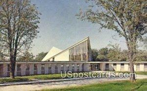 Trinity Methodist Church - Keokuk, Iowa IA