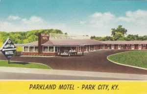 Kentucky Park City Parkland Motel sk2152