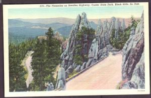 Custer State Park Black Hills S.D. Post Card PC2206