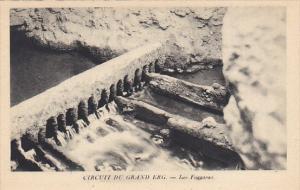 Algeria Timgad pres de Batna Les Foggaras