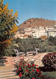 Spain Old Vintage Antique Post Card Gran Canaria Arucas 1970