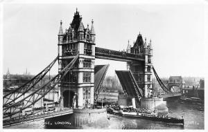 Tower Bridge London Turm Brucke