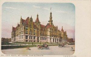ST. LOUIS, Missouri, 1901-07 ; City Hall / Das Rathaus