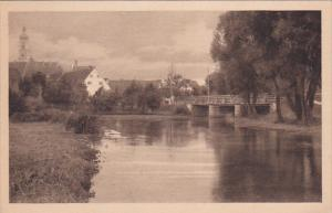 Geisenfeld, district of Pfaffenhofen, Bavaria, Germany PU-1925 ; Partie an de...