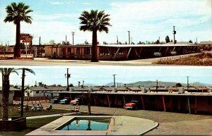 Arizona Tempe Hide-Away Lodge 1966