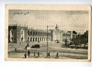 247366 IRAN PERSIA TEHERAN Vintage Kachani postcard