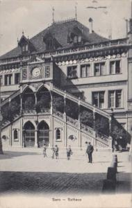 Switzerland Bern Rathaus 1910