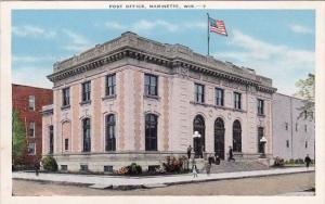 Wisconsin Marinette Post Office
