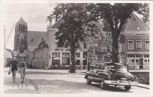 RP: Kade en R.K. Kerk , Sluis-Holland , 1930s