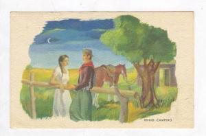 Argentina, PU-1940s, Idilio Campero