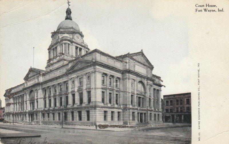 FORT WAYNE, Indiana, 1907 ; Court House