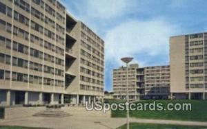 South Women's Dormitory Group Columbia MO Unused
