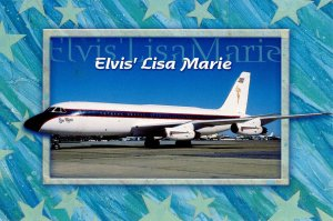 TN - Memphis. Elvis' Lisa Marie Aircraft