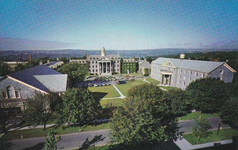 University of King's college , HALIFAX , Nova Scotia , Canada , 50