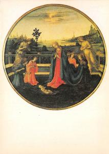 B32884 filippino lippi   art painting peinture russia