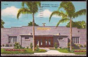 Fl Gulfport City Hall 1960