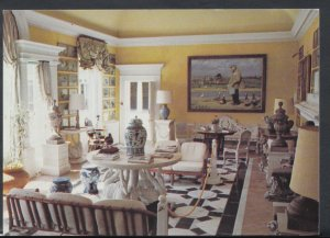 Sussex Postcard - Bentley House, Bentley Wildfowl and Motor Museum T1587
