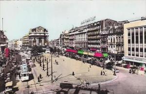 Belgium Brussells Place de Prouckere