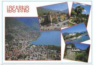 Locarno, Switzerland. Beautiful.    Unused