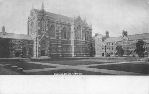 Oxford Kelole College Postcard