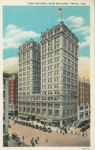 OMAHA , Nebraska , 1937 ; First National Bank